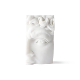 HK living polystone david brick fragment