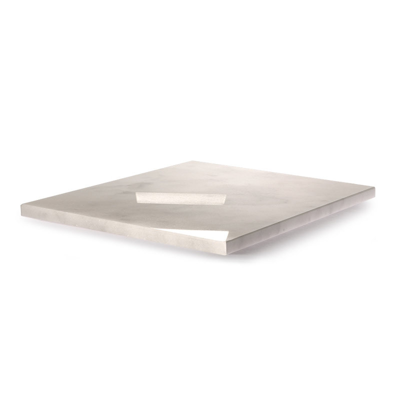 HKliving-collectie marble cutting board white polished