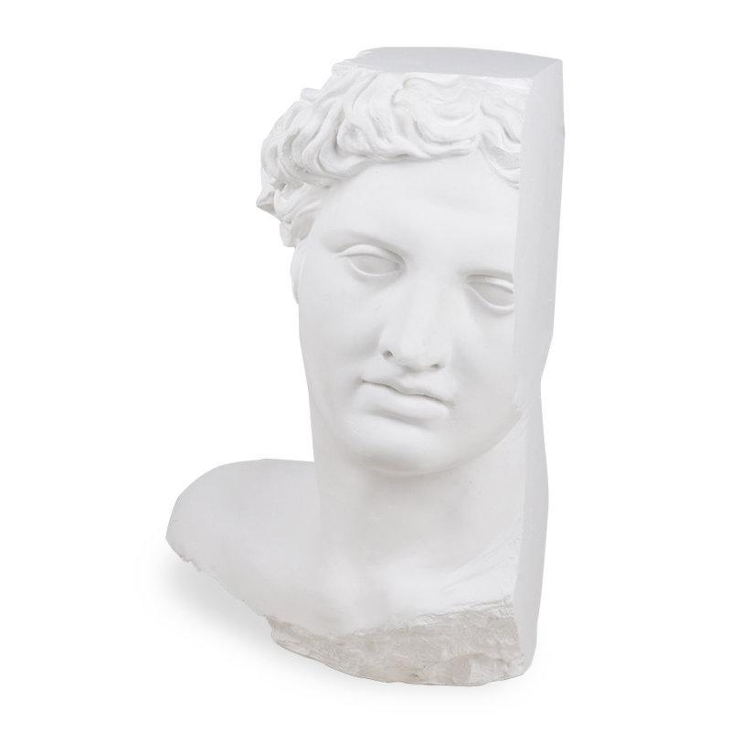 HK living-collectie plaster statue apollo