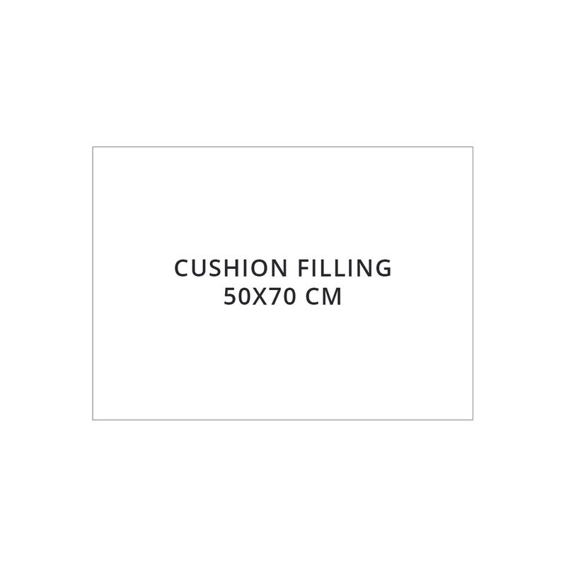 Madam Stoltz-collectie Down cushion filler  50x70