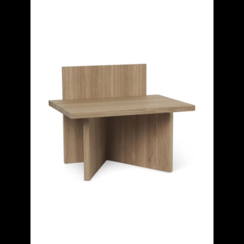 ferm LIVING-collectie Kruk Oblique Oak