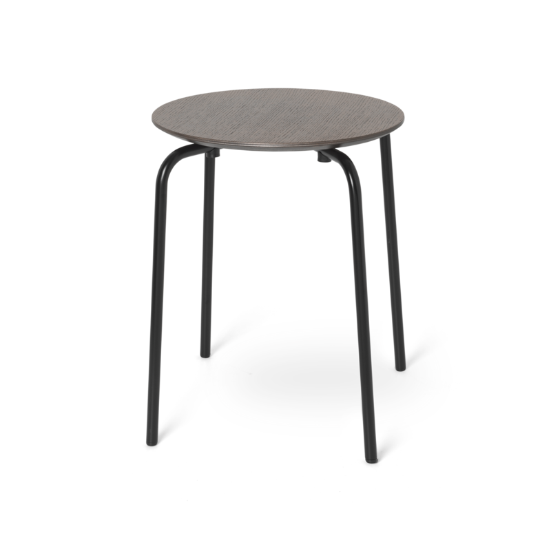ferm LIVING-collectie Herman Stool - Dark Stained Oak