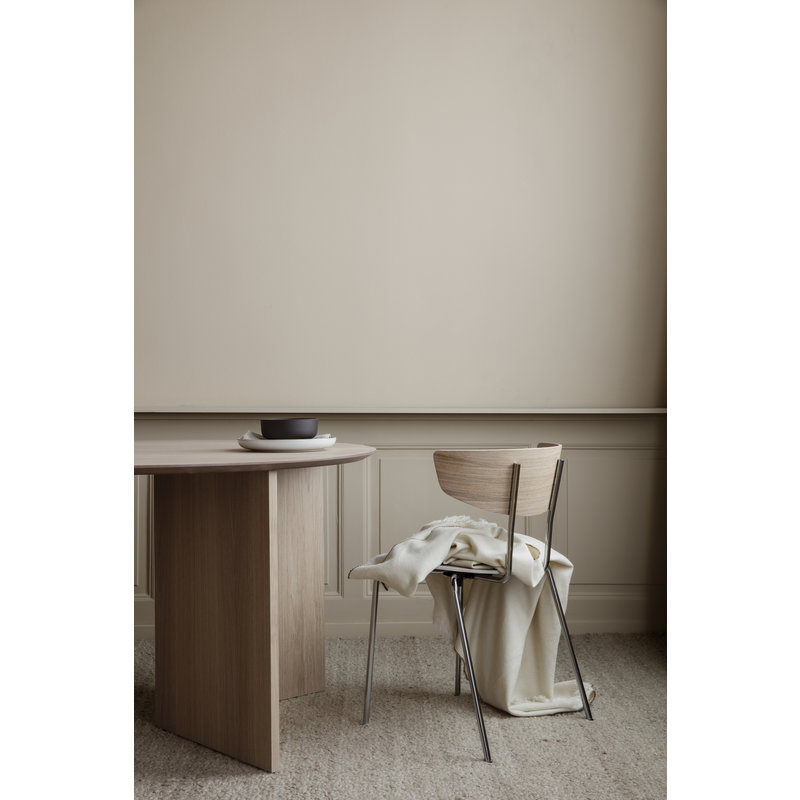 ferm LIVING-collectie Herman Chair - Dark Rose