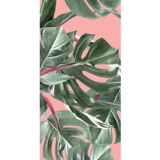 KEK Amsterdam Behang Botanical leaves, pink