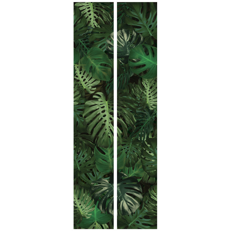 KEK Amsterdam-collectie Wallpaper Monstera leaves