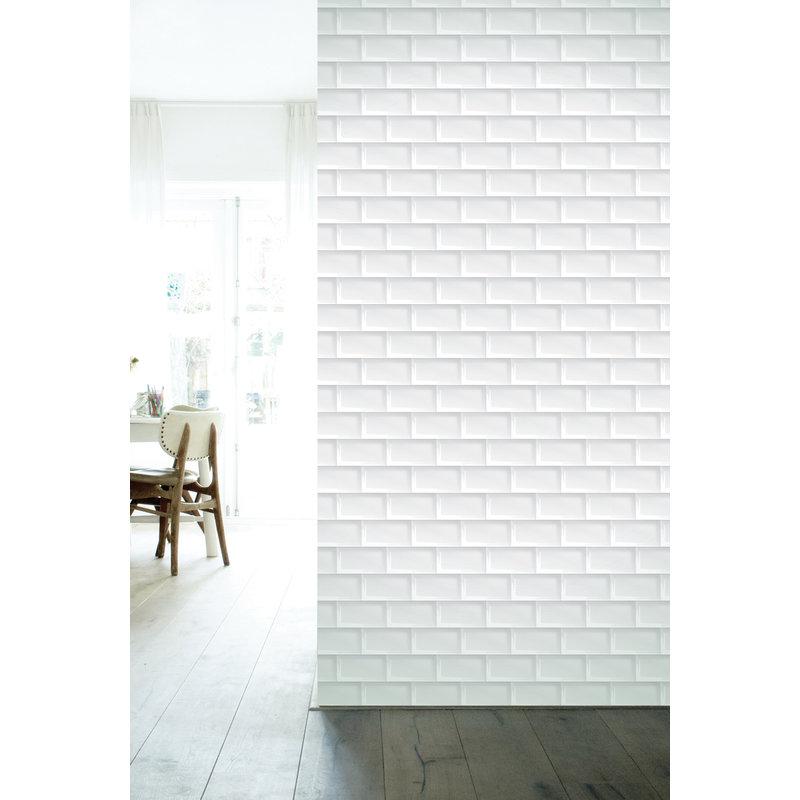 KEK Amsterdam-collectie Wallpaper Subway tiles