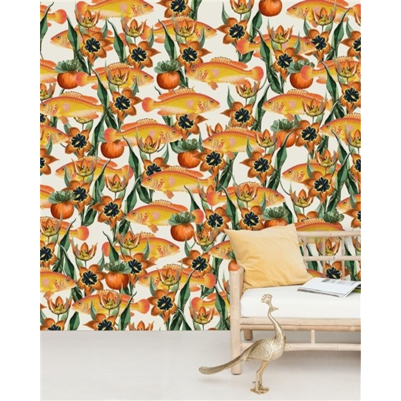 Creative Lab Amsterdam-collectie Dutch Parade Wallpaper Mural