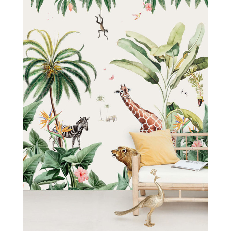 Creative Lab Amsterdam-collectie Sanny & Charlie Wallpaper Mural