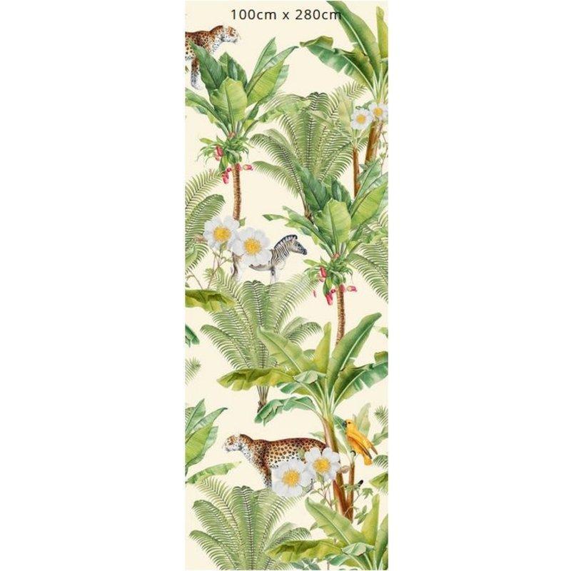 Creative Lab Amsterdam-collectie Flower Garden Wallpaper Mural