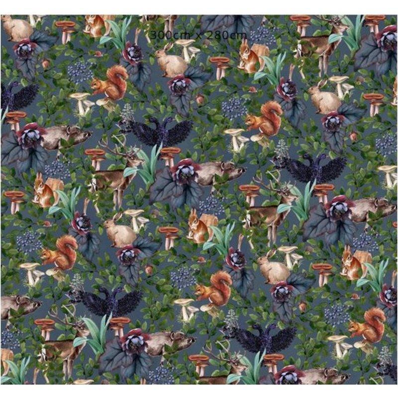 Creative Lab Amsterdam-collectie Oh Deer behang Mural
