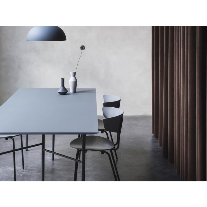 ferm LIVING-collectie Tafelpoot set Mingle dusty blue