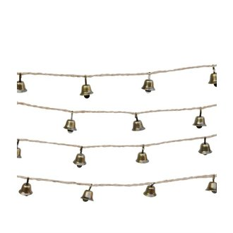 Delight Department-collection Gold bells on string