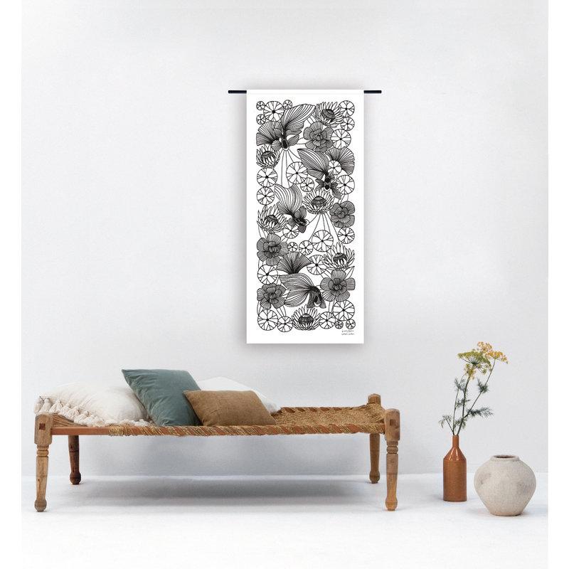 Urban Cotton Amsterdam-collectie Walldecoration Fushion Harmony