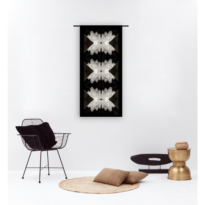 Urban Cotton Amsterdam-collectie Wandkleed Fushion Amsterdam Andreas