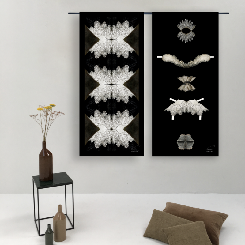 Urban Cotton Amsterdam-collectie Walldecoration Fushion Amsterdam Andreas