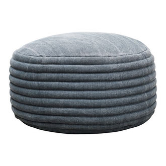 House Doctor Puff, String, Grey/Blue