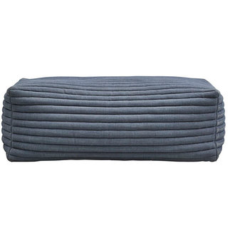 House Doctor Puff, Strings, Grey/Blue