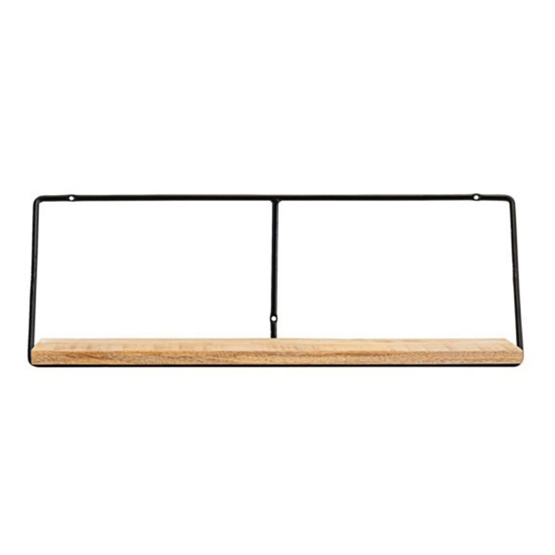 House Doctor-collectie Wandplank Wired 70cm