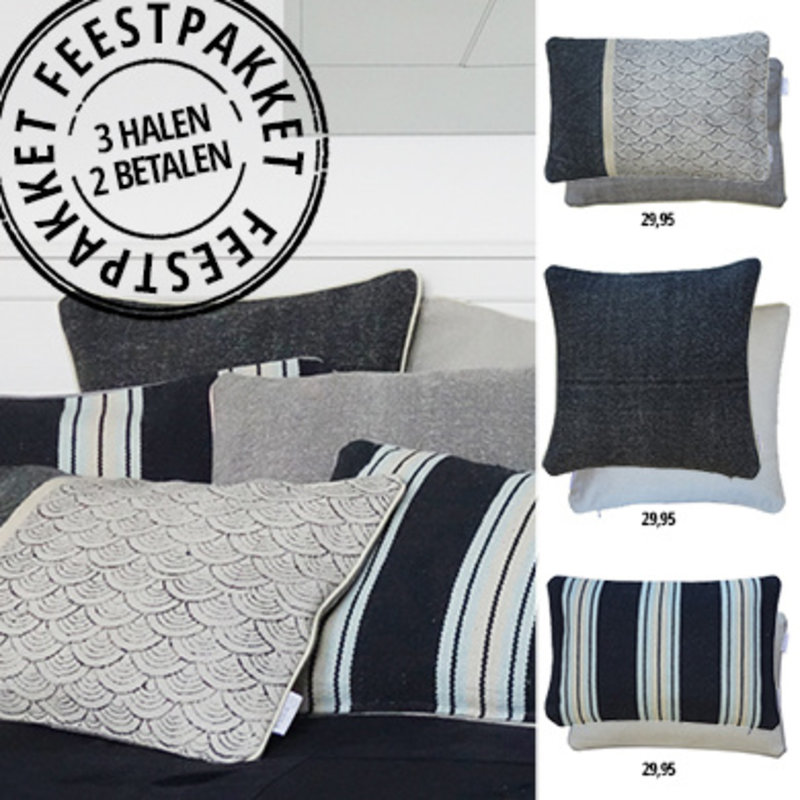 E|L by DEENS.NL-collectie Cushion party 3