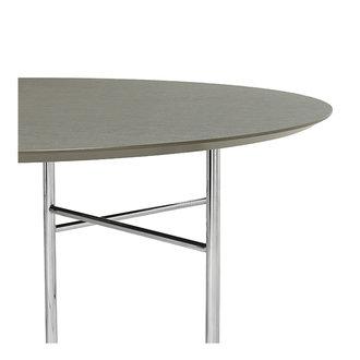 ferm LIVING Mingle tafelblad rond tarkett  - 130 cm
