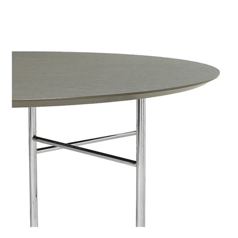 ferm LIVING-collectie Mingle Table Top Round Ø130 Tarkett