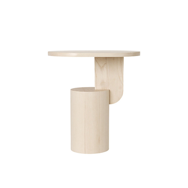ferm LIVING-collectie Insert Side Table - Natural