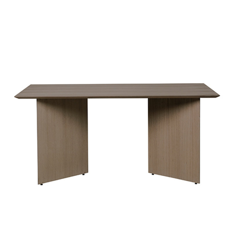 ferm LIVING-collectie Mingle Table Top 160 cm - Dark Stained