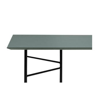 ferm LIVING Mingle tafelblad 210 cm - Lino - Groen