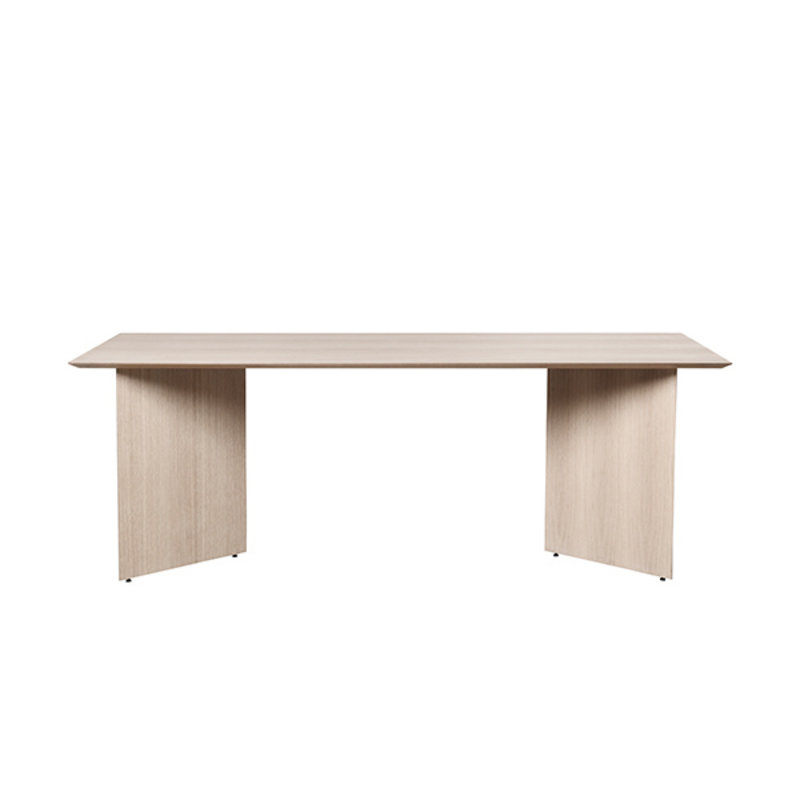 ferm LIVING-collectie Mingle tafelblad naturel eiken veneer 210 cm