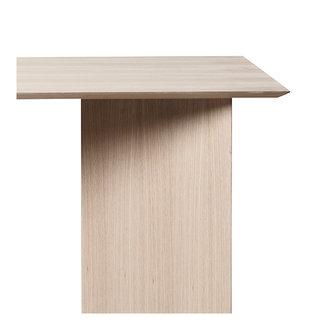 ferm LIVING Mingle tafelblad naturel eiken veneer 210 cm