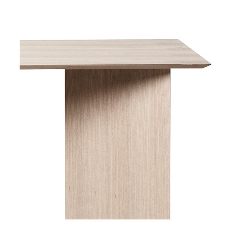 ferm LIVING-collectie Mingle Table Top 160 cm - Natural Oak Veneer