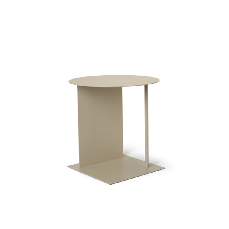 ferm LIVING-collectie Place Side Table - Cashmere