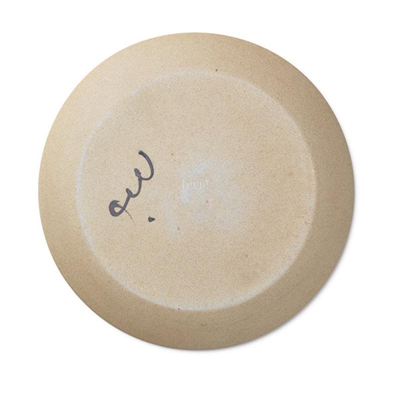 ferm LIVING-collectie Keramiek bord Tala