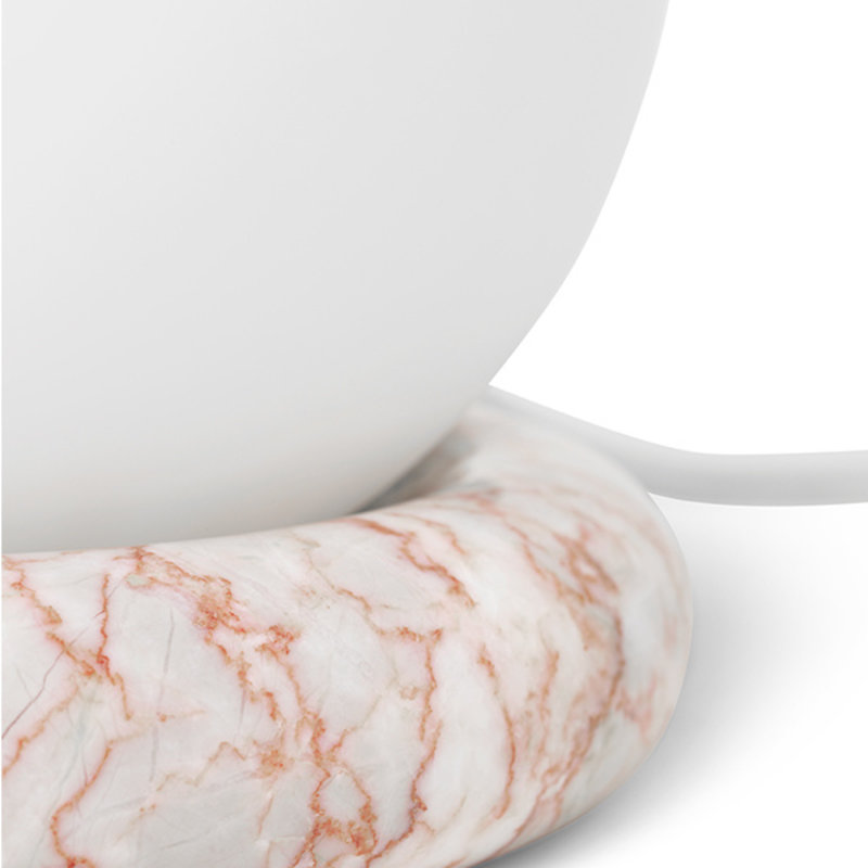 ferm LIVING-collectie Rest Lamp - Agate Red