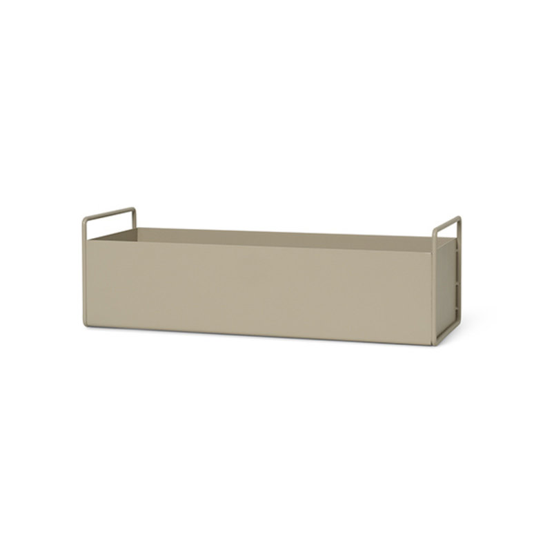 ferm LIVING-collectie Plant box small cashmere