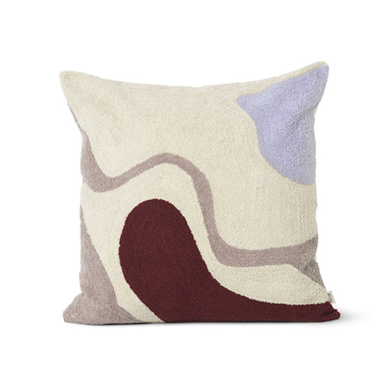 ferm LIVING-collectie Vista Cushion - Off-White