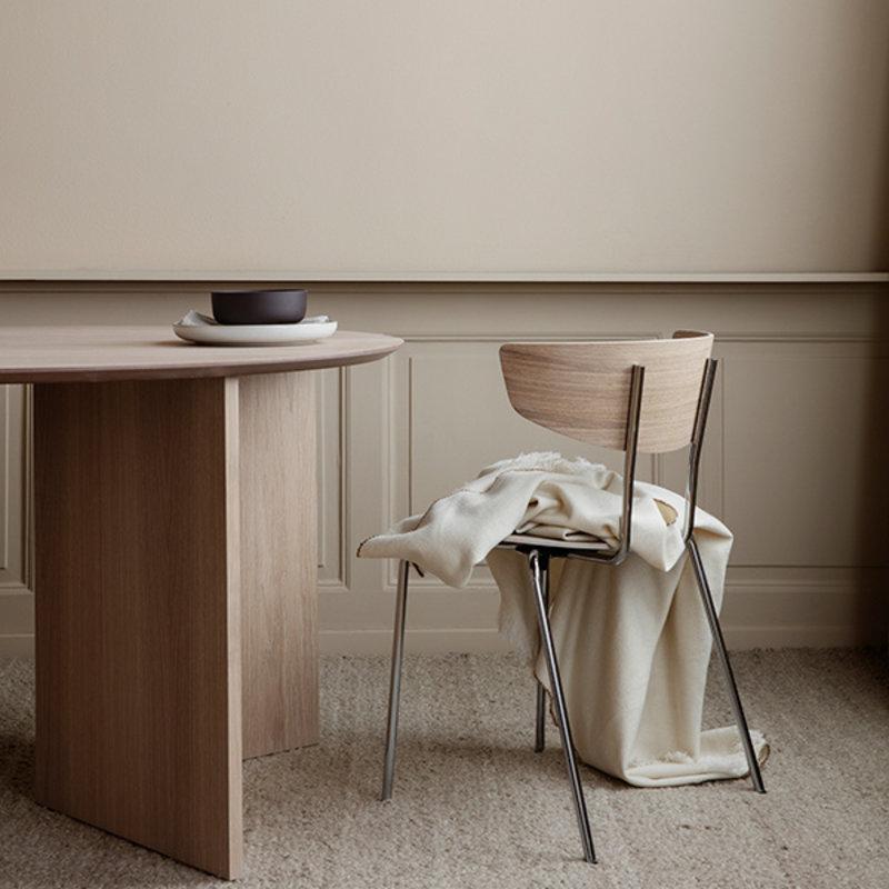 ferm LIVING-collectie Herman Chair - Natural Oak Veneer