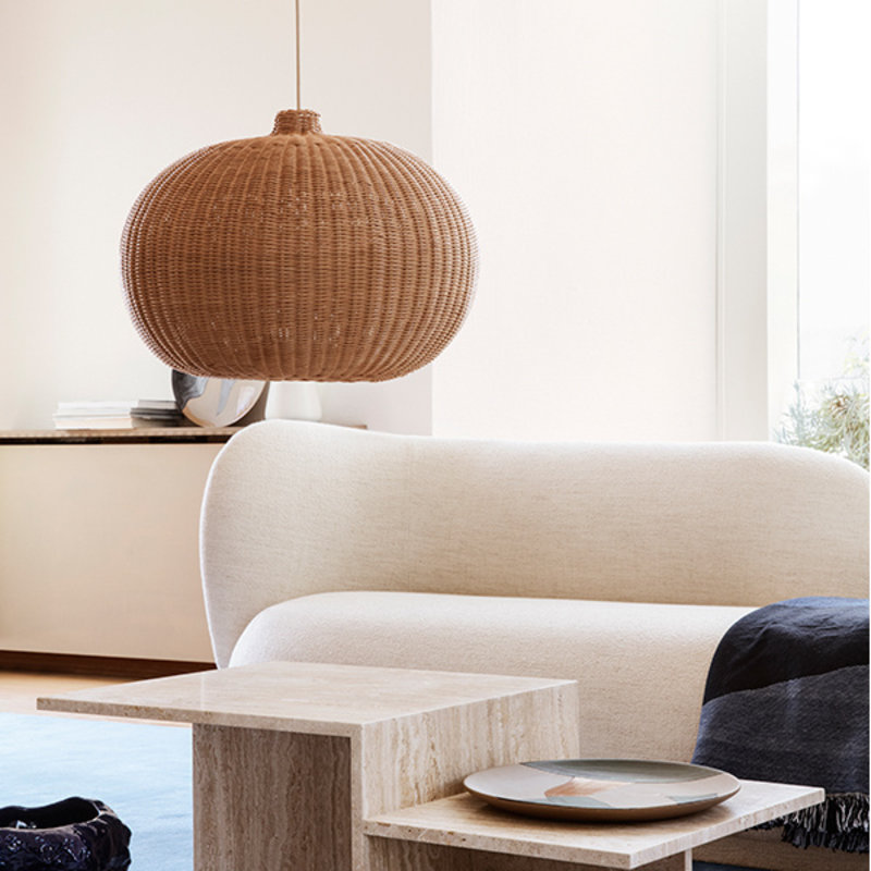 ferm LIVING-collectie Hanglamp Belly