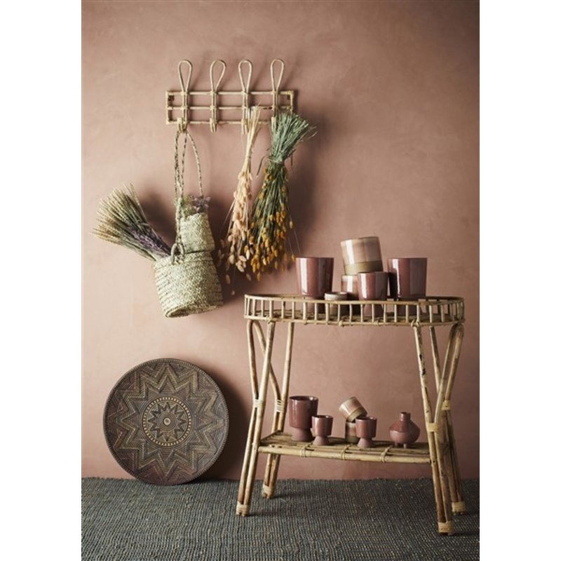 Madam Stoltz-collectie Fibre clay tray