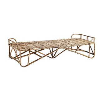 Madam Stoltz Bamboo daybed