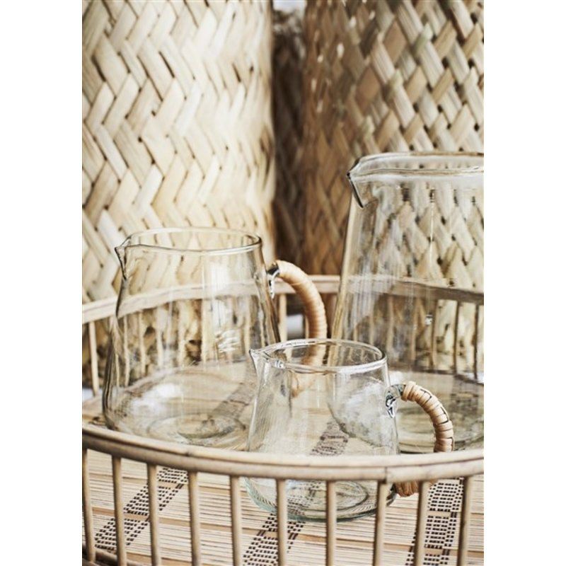 Madam Stoltz-collectie Bamboo side table