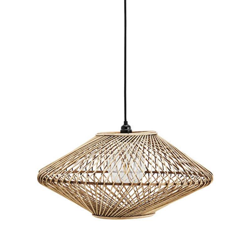 Madam Stoltz-collectie Bamboo ceiling lamp