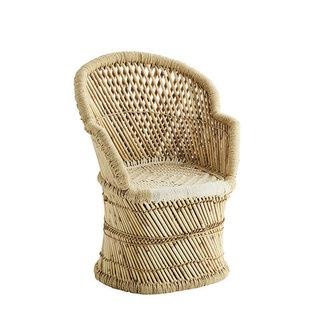 Madam Stoltz Bamboe stoel