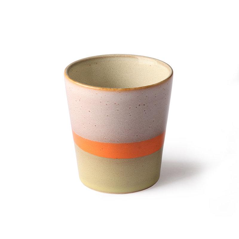 HKliving-collectie ceramic 70's mug: saturn