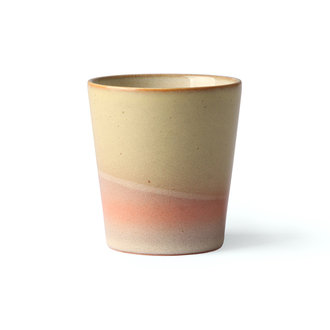 HKliving ceramic 70's mug: venus
