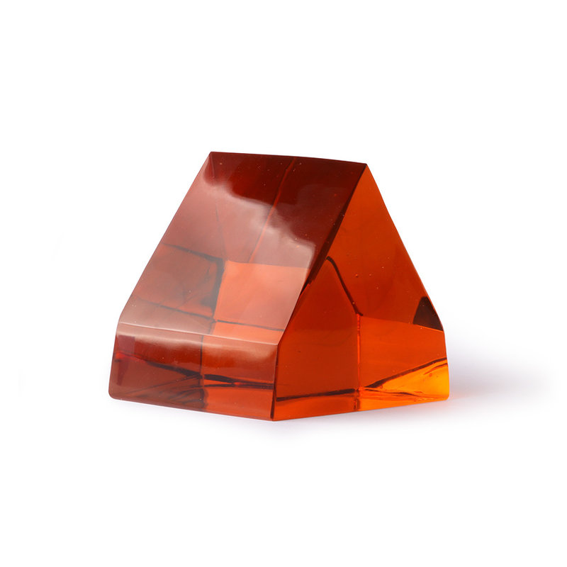 HKliving-collectie glass object terra