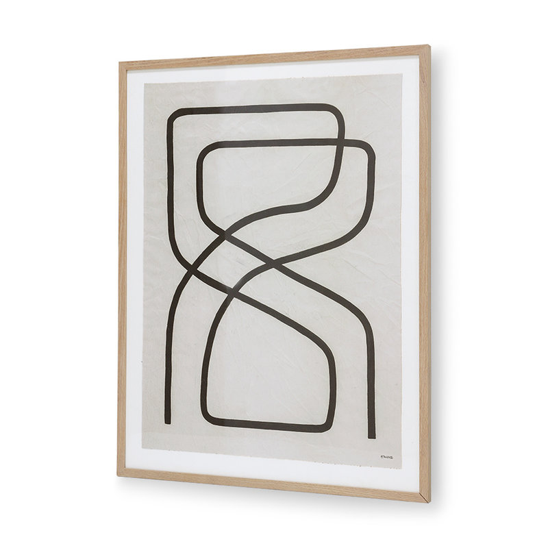 HKliving-collectie art frame by artist Benjamin Ewing