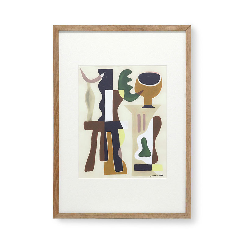 HKliving-collectie Art frame by artist Garance Valleé