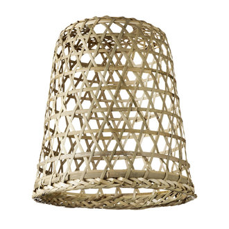 Tine K Home Bamboo basket/lampshade 40 cm