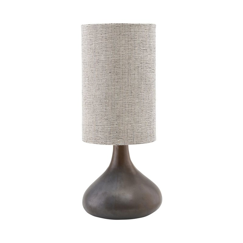 House Doctor-collectie Table lampbase Diyia, Brown
